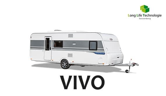 קרוואן למכירה סדרת ויוו VIVO