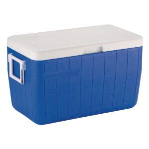צידנית קולמן 45 ליטר כחול
