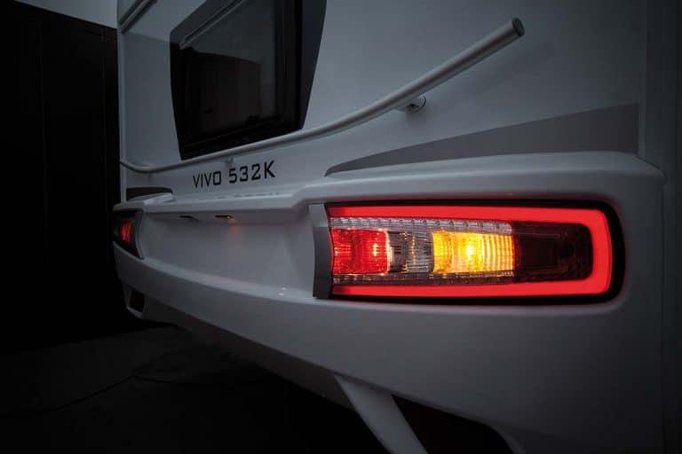 vivo 532-k תאורה אחורית בקרוואן