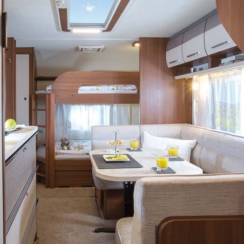 vivo 532-k פינת אוכל, מטבח, מיטת קומותיים דגם G_M